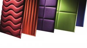 panouri acustice textile